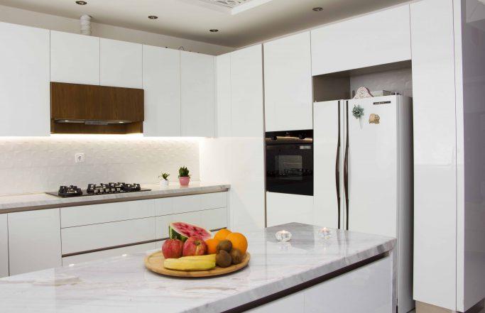 آشپزخانه مدرن (آقای فشارکی)
