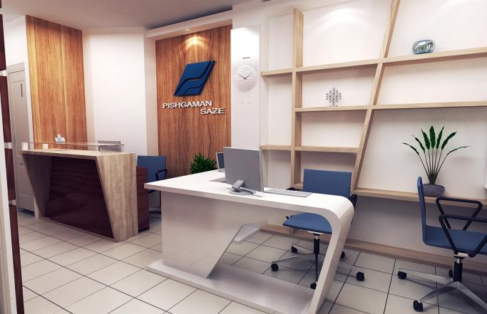 consulting office (Pishgaman Saze)