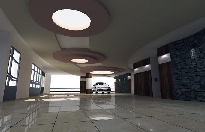 Parking Design (Mr. Nuhi)