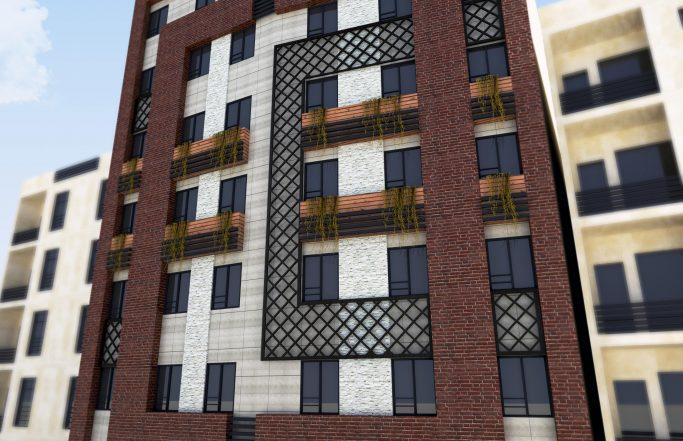 Residential Complex (Mr.Ahmadi)
