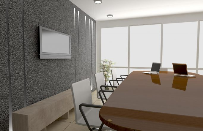 Oil Industry Investment Company co. (meeting room)