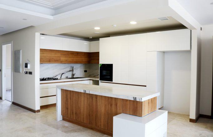 کابینت مدرن آشپزخانه تیپ 2 (آقای توانایی)