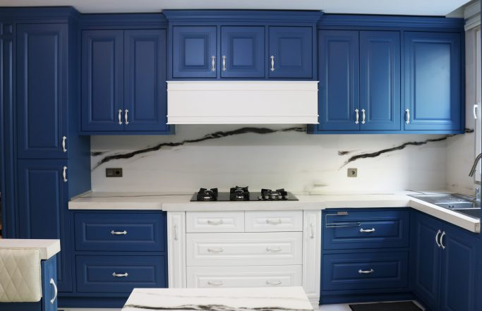 کابینت کلاسیک آشپزخانه (آقای توانایی)